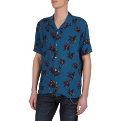 Chemise orchidées à manches courtes found on Bargain Bro Philippines from La Baie for $111.60