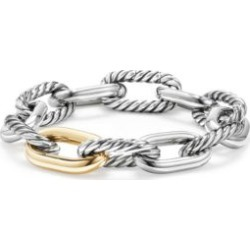 Madison Chain Large Bracelet With 18K Gold found on Bargain Bro UK from Saks Fifth Avenue UK