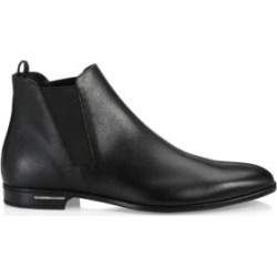 Saffiano Leather Chelsea Boots found on MODAPINS from Saks Fifth Avenue Canada for USD $659.88