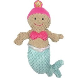 Under The Sea Knotted Mermaid Dog Toy
