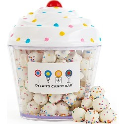 Dylan's Candy Bar Cupcake Filled with White Chocolate Pretzels found on Bargain Bro from Saks Fifth Avenue for USD $21.28
