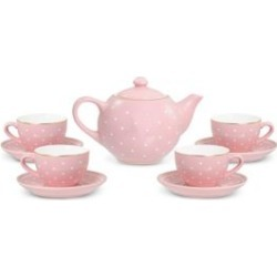 Ceramic Tea Party Set