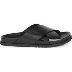 Jimmy Leather Sandals