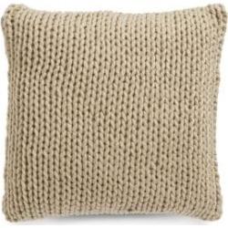 Coussin en tricot Stella