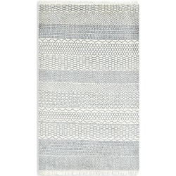 Solo Rugs Venus Bohemian Tribal Hand Knotted Area Rug - Ivory - Size 8 x 10 found on Bargain Bro from Saks Fifth Avenue for USD $911.24