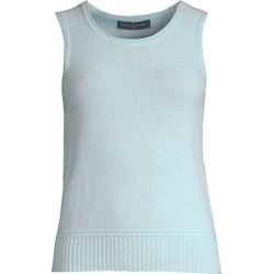 Cashmere Sleeveless Sweater Tank found on MODAPINS from Saks Fifth Avenue for USD $595.00