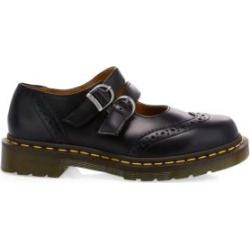 COMME des GARCONS x Dr. Martens Double-Strap Leather Mary Janes found on Bargain Bro India from Saks Fifth Avenue AU for $402.11