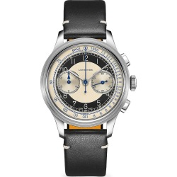 Longines The Longines Heritage Classic Tachymeter Chronograph Stainless Steel & Leather-Strap Watch - Silver found on MODAPINS from Saks Fifth Avenue for USD $3000.00