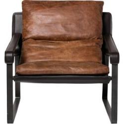 Connor Club Chair Brown