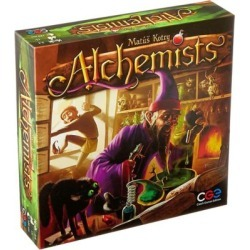 Alchemists Board Game found on GamingScroll.com from The Bay for $79.00