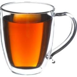 Tasse en verre à double paroi Cyprus