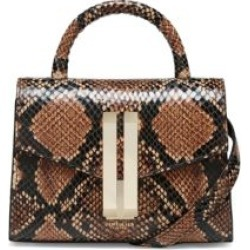 Nano Montreal Snakeskin-Embossed Leather Satchel found on Bargain Bro Philippines from Saks Fifth Avenue AU for $458.69