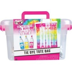 Neon Tie Dye Tote Bag Keeper Crate found on Bargain Bro Philippines from The Bay for $14.99