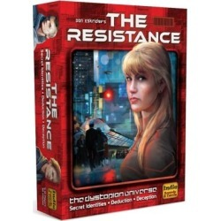 Resistance Board Game found on GamingScroll.com from The Bay for $29.99