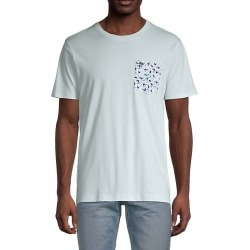 Printed Knit T-Shirt found on Bargain Bro India from Saks Fifth Avenue OFF 5TH for $19.99