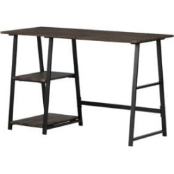 Evane Industrial Desk with Storage found on GamingScroll.com from The Bay for $199.99