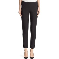 Lela Rose Women's Catherine Stretch-Twill Pants - Black - Size 6 found on MODAPINS from Saks Fifth Avenue for USD $695.00