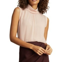Gilda Sleeveless High Neck Top found on MODAPINS from The Bay for USD $90.00
