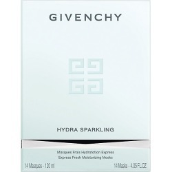 Givenchy Women's Hydra Sparkling Express Fresh Moisturizing Masks