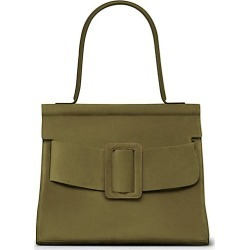 Boyy Women's Karl Soft Suede Top Handle Bag - Gold found on MODAPINS from Saks Fifth Avenue for USD $1340.00