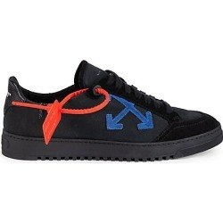 Off-White Men's Low Arrow Sneakers - Black Blue - Size 45 (12) found on MODAPINS from Saks Fifth Avenue for USD $515.00