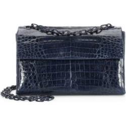 Madison Crocodile Shoulder Bag found on Bargain Bro UK from Saks Fifth Avenue UK