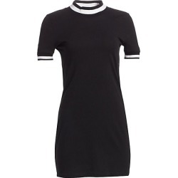 Rib-Trim T-Shirt Dress found on MODAPINS from Saks Fifth Avenue for USD $250.00