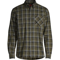 HUGO Men's Ermann Relax-Fit Plaid Sport Shirt - Grey - Size Small found on MODAPINS from Saks Fifth Avenue for USD $117.99