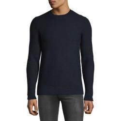 Wool-Blend Crew Neck Sweatshirt