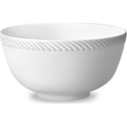 Corde Porcelain Cereal Bowl found on Bargain Bro UK from Saks Fifth Avenue UK