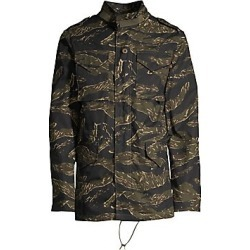 Alpha Industries Men's Defender Field Coat - Tiger Camo - Size XXL found on MODAPINS from Saks Fifth Avenue for USD $300.00