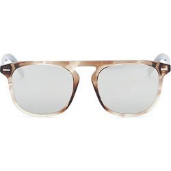 Dior Homme Men's Black Tie 24 52MM Square Sunglasses - Grey Ivory found on MODAPINS from Saks Fifth Avenue for USD $340.00