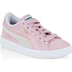 Puma Little Girl's & Girl's Classic Suede Sneakers found on Bargain Bro Philippines from Saks Fifth Avenue for $50.00