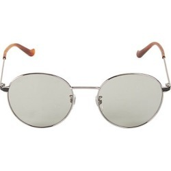 Gucci Men's 55MM Round Sunglasses - Rutenium found on Bargain Bro India from Saks Fifth Avenue for $450.00