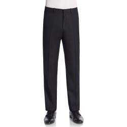 Theory Men's Marlo Wool Suit Separates Trousers - Black - Size 49 (33) found on Bargain Bro India from Saks Fifth Avenue OFF 5TH for $129.99