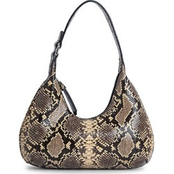 Baby Amber Snakeskin-Embossed Leather Shoulder Bag found on Bargain Bro from Saks Fifth Avenue AU for USD $329.16