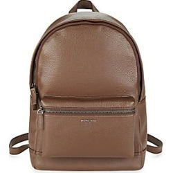 5949c3fc057 Michael Kors Men s Bryant Pebble-Textured Leather Backpack - Mocha found on  MODAPINS from Saks