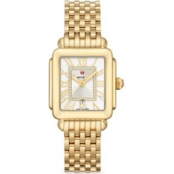 Deco Madison Mid Gold Diamond Dial Watch found on Bargain Bro UK from Saks Fifth Avenue UK