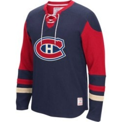 Montreal Canadiens CCM Lace Up Jersey found on Bargain Bro India from The Bay for $89.99
