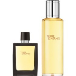 Terre d'Hermès, Refillable Pure Perfume and Refill