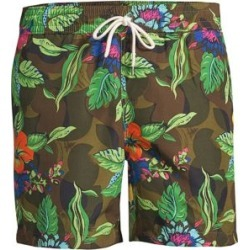 Traveler Tropical Swim Trunks found on MODAPINS from Saks Fifth Avenue UK for USD $79.45