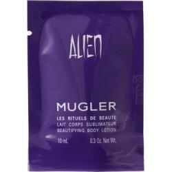 Mugler Alien Body Lotion Sachet Sample