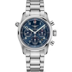 Longines Spirit Automatic Stainless Steel Chronograph Bracelet Watch found on MODAPINS from Saks Fifth Avenue UK for USD $3297.40