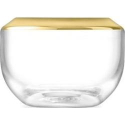 Space Gold Votive Holder