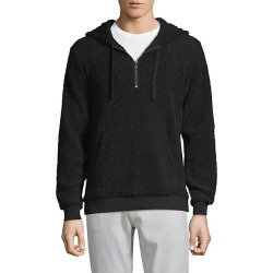 Faux Shearling Half-Zip Hoodie found on Bargain Bro Philippines from Saks Fifth Avenue OFF 5TH for $29.97