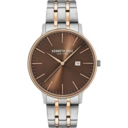 Analog KC15095001 Two-Tone Stainless Steel Bracelet Watch found on MODAPINS from The Bay for USD $178.50