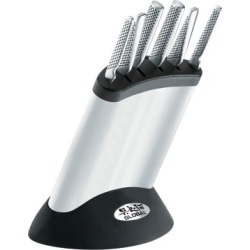 Synergy Stainless Steel 7-Piece Knife & Block Set