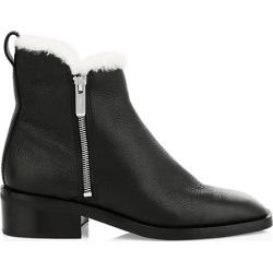 Alexa Shearling-Lined Leather Ankle Boots found on Bargain Bro UK from Saks Fifth Avenue UK