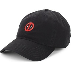Deadpool Dad Cotton Baseball Cap found on Bargain Bro India from Saks Fifth Avenue OFF 5TH for $14.99