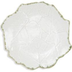 Vietri Foglia Stone Dinner Plate - White found on Bargain Bro India from Saks Fifth Avenue for $56.00